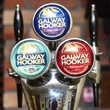 Craft beers on Connemara Pub Tours with Minibus hire galway