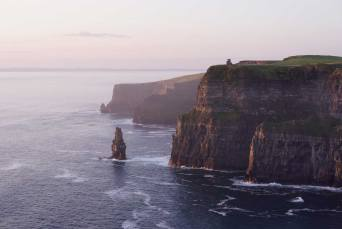 Cliffs of Moher Day Tour from Galway City Minibus Hire Galway