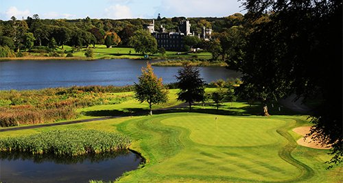 Golf tours of Ireland with Minibus Hire Galway